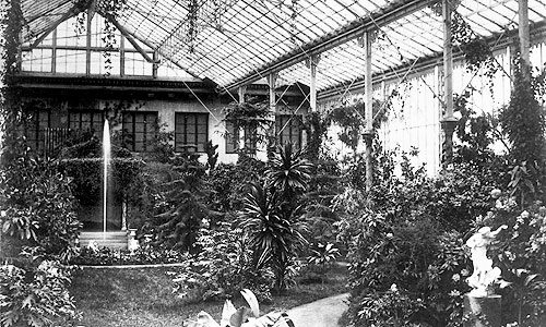 Picture: Conservatory of King Max II, photograph