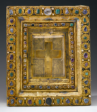 Picture: Reliquary of Emperor Henry II