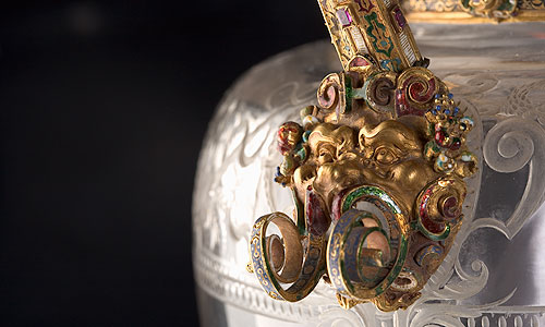 Picture: Ornate Vase, detail